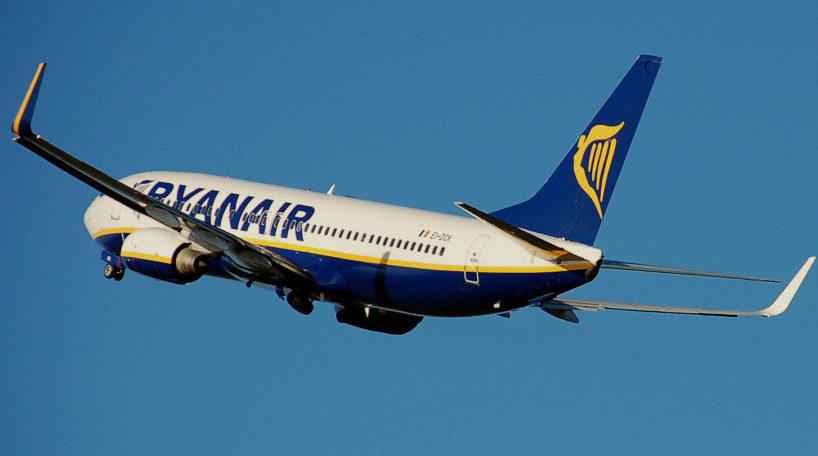 Huelga de Ryanair en enero
