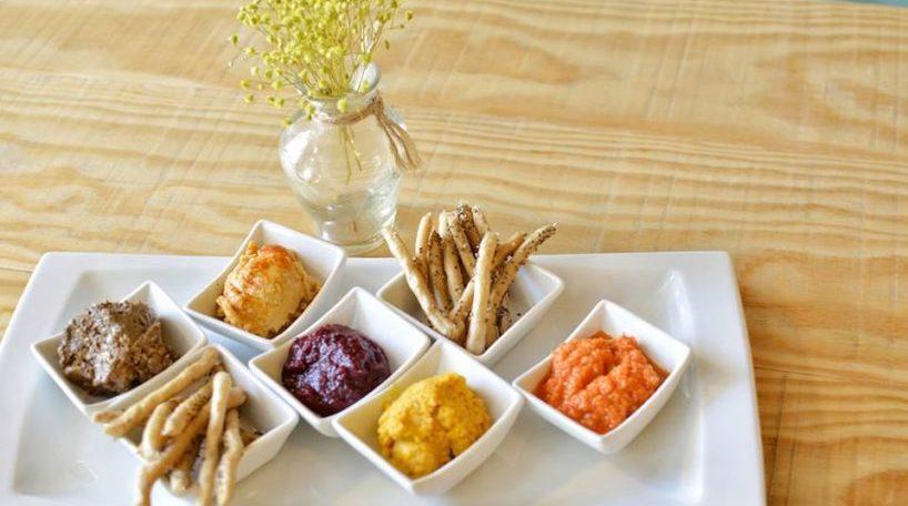 restaurante orgánico y sin gluten
