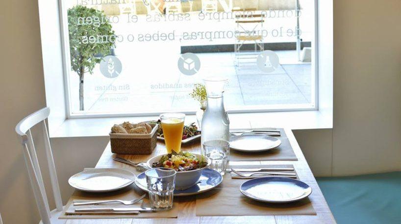restaurante organico y ecológico