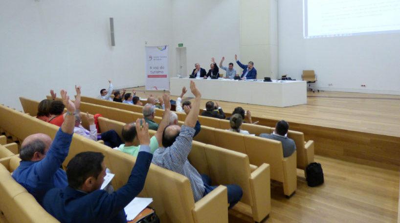 Asamblea del Cluster de Turismo de Galicia