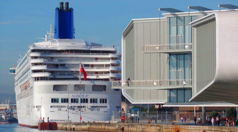 El Puerto de Santander es uno de los referentes en cruceros en el norte