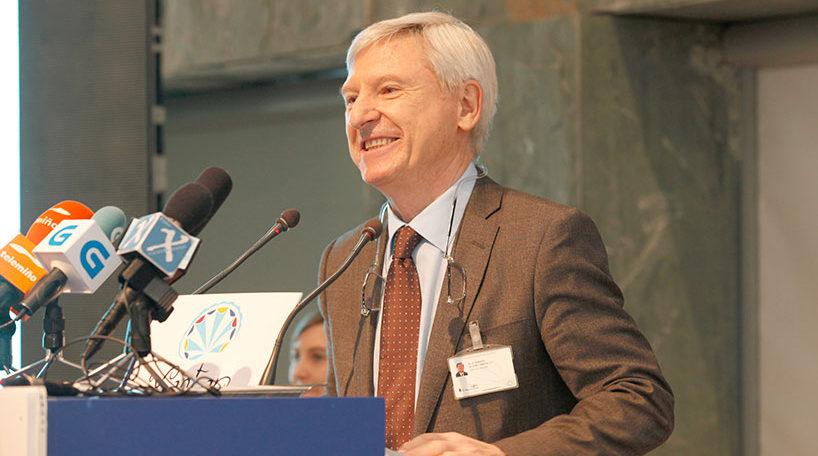 Alejandro Rubín, presidente de Termatalia