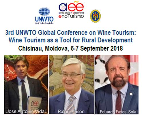 Enoturismo de España, conferencia mundial