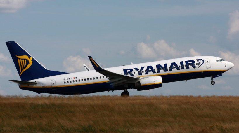 Huelga de enero en Ryanair