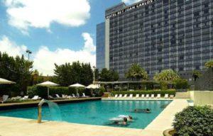 El hotel Fairmont Rey Juan Carlos I, de Barcelona
