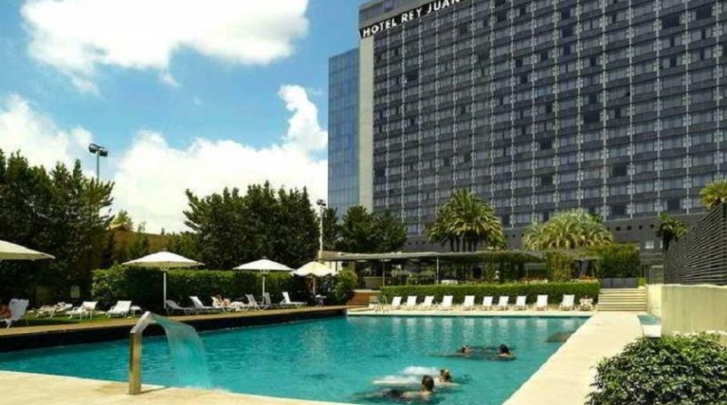 Los hoteles en España