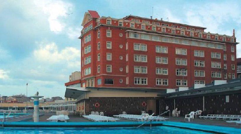 El Hotel Hesperia Finisterre en A Coruña