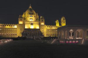 Umaid Bhawan Palace Jodhpur, de India