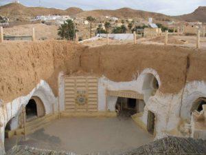 El Hotel Sidi Driss de Túnez fue uno de los escenarios de Star Wars