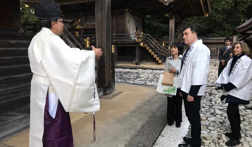 Viaje Román Rodríguez a Japón