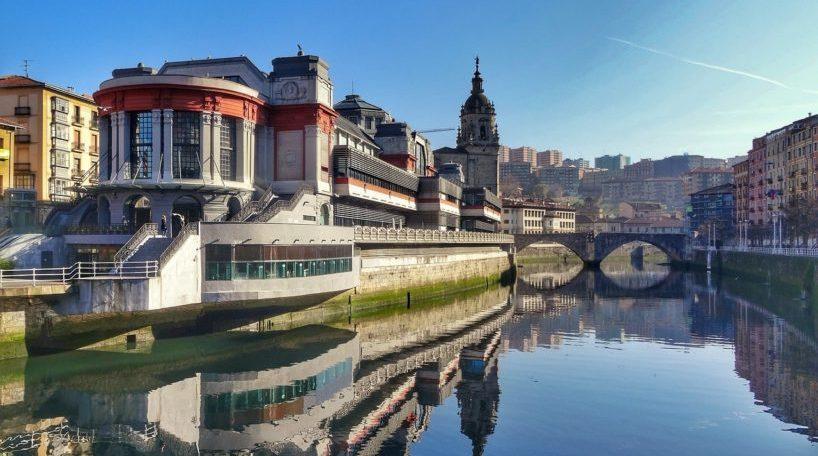 Imagen de archivo de la ciudad de Bilbao