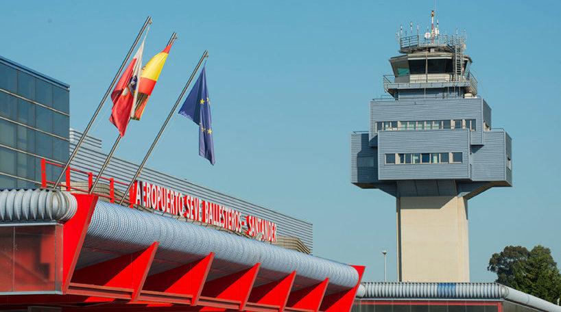 Mayores aeropuertos por tráfico de pasajeros