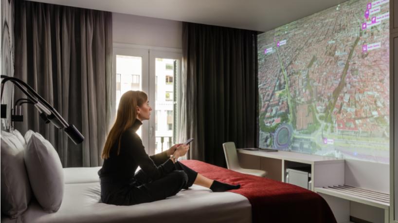 Shine Habitación interactiva