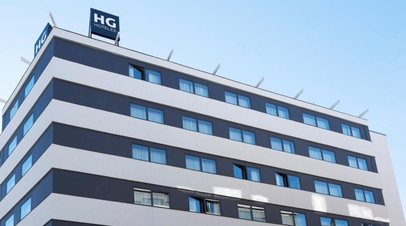 El HG City Suites de Barcelona
