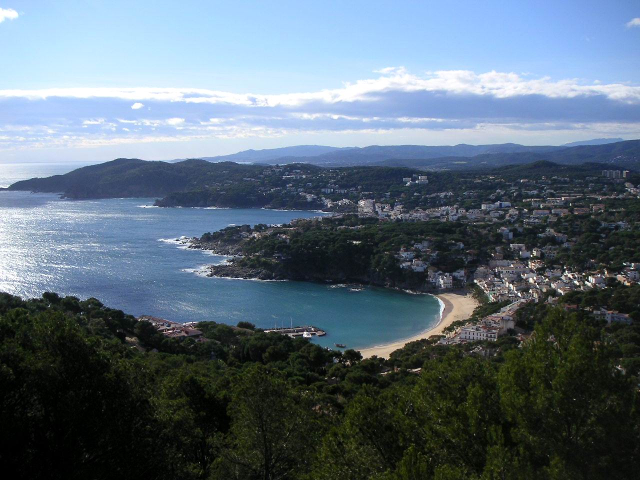 Costa española