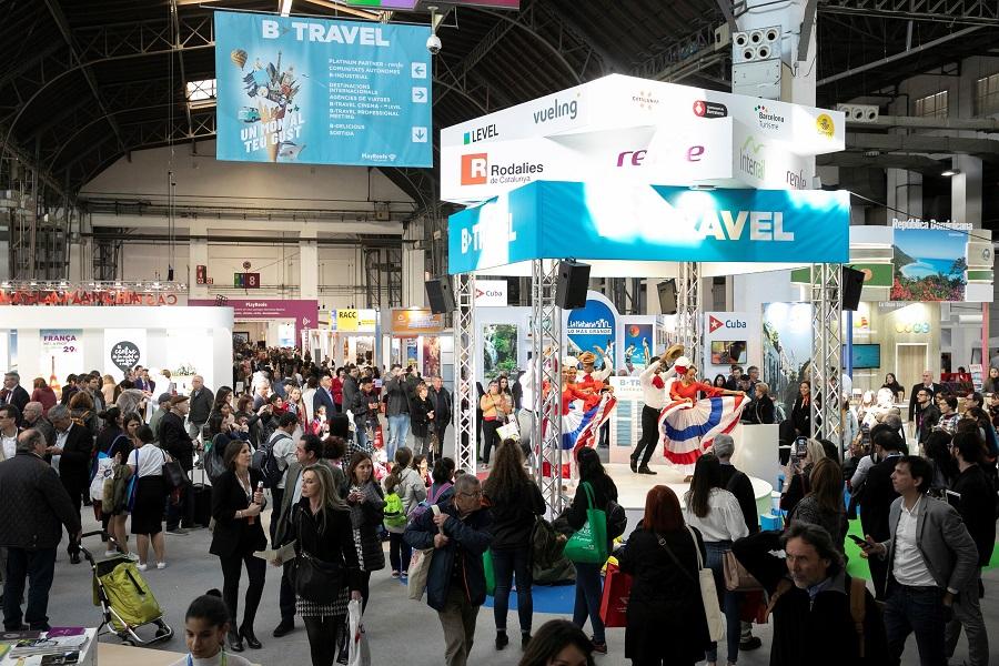 B-Travel recibió más de 30000 visitantes en el Fira de Barcelona