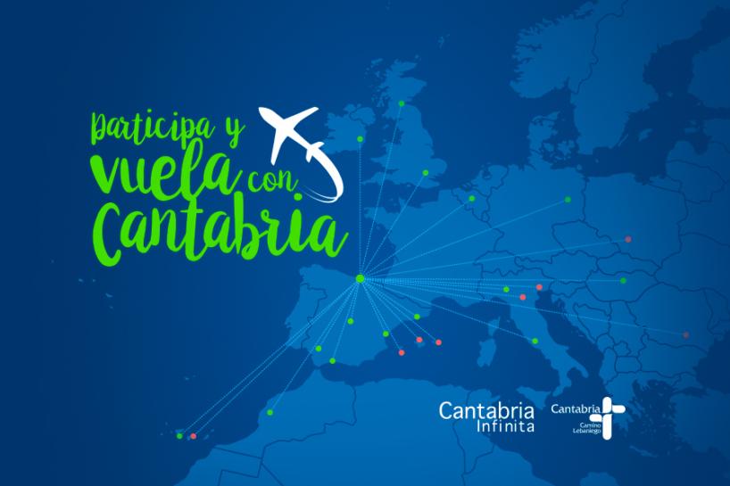 Vuelos a Cantabria