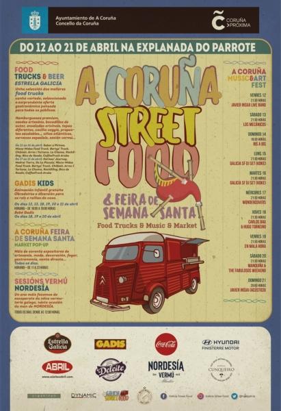A Coruña Street Food