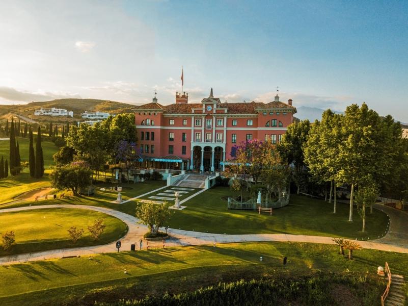 Villa Padierna Palace
