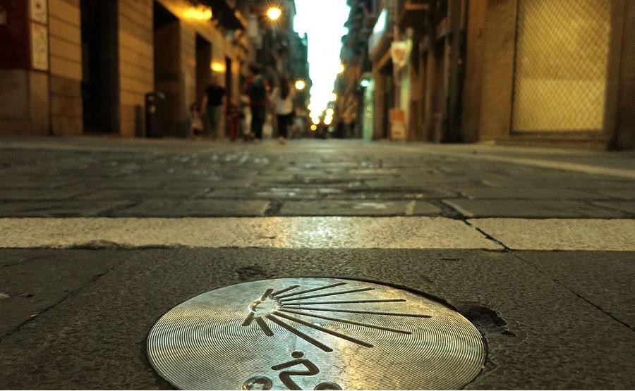 Pamplona Camino