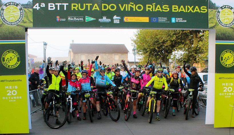 BTT Ruta do Viño Rías Baixas