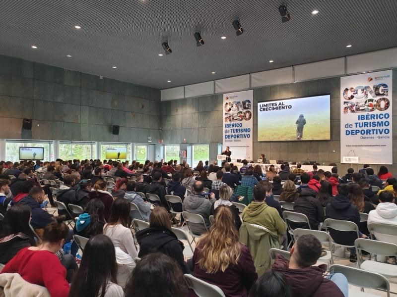Congreso Ibérico de Turismo Deportivo