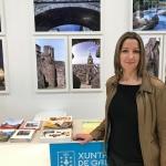 """Lara Méndez, alcaldesa de Lugo: """"Queremos que Lugo sea Ciudad Gastronómica de la Unesco"""""""