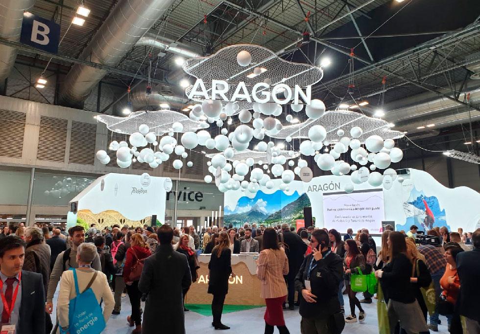 Stand Aragon Fitur 2020