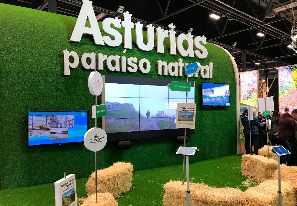 Stand Asturias Fitur 2020