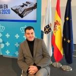 "Román Rodríguez, conselleiro de Turismo: ""El PSOE no menciona para nada el Xacobeo"""