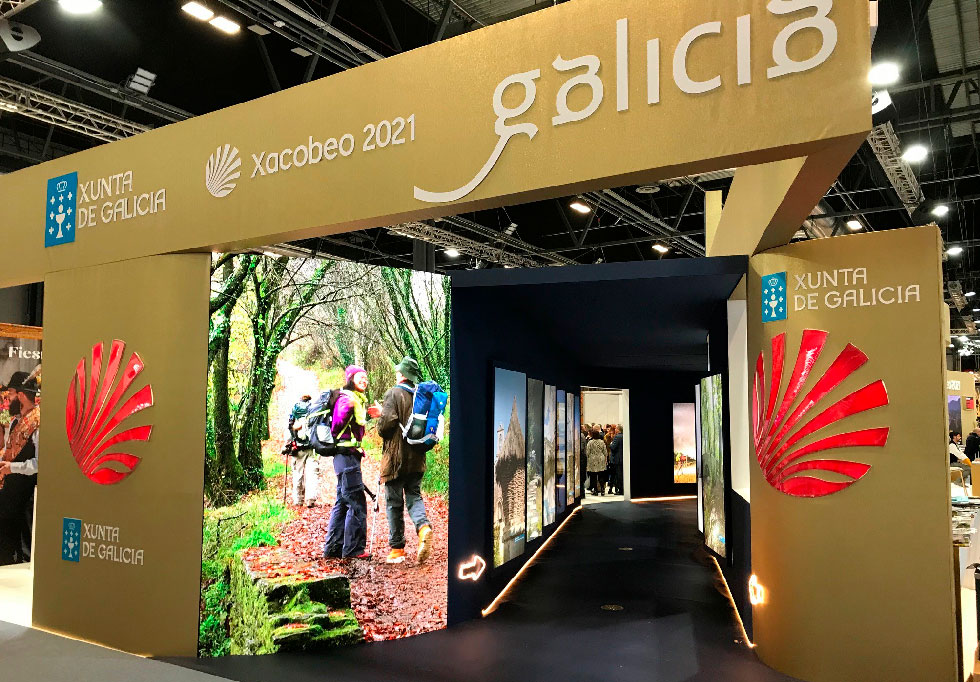 Stand Galicia Fitur 2020