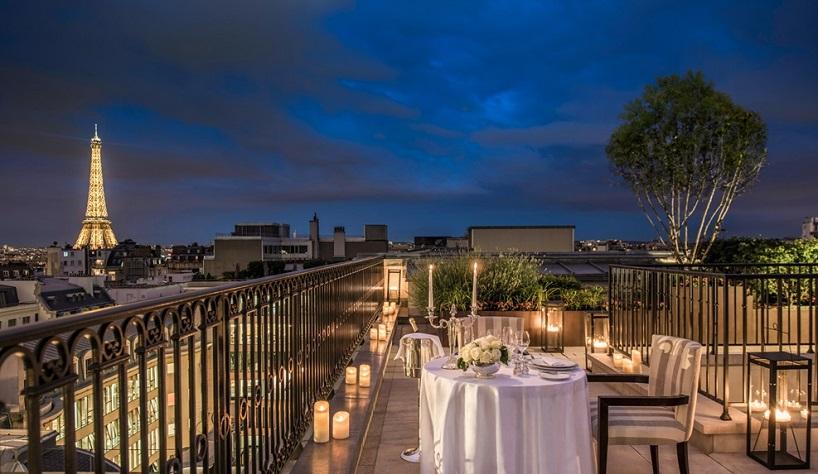 Rooftop Garden Suite - Dining