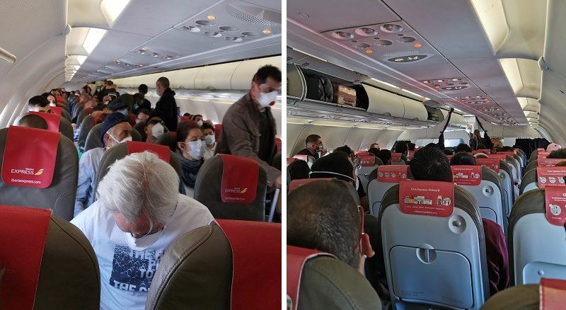 Avión de Iberia Express | Patricia Cabrera