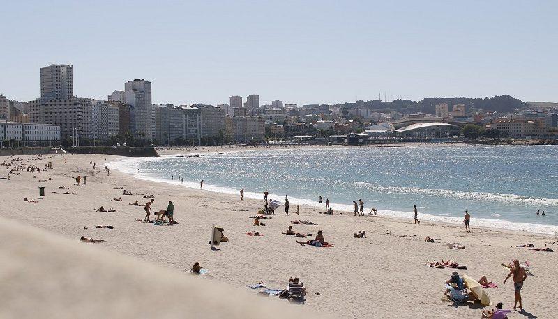 playa galicia