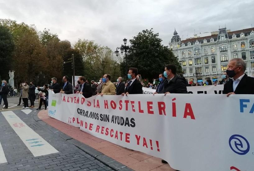 hostelería asturias