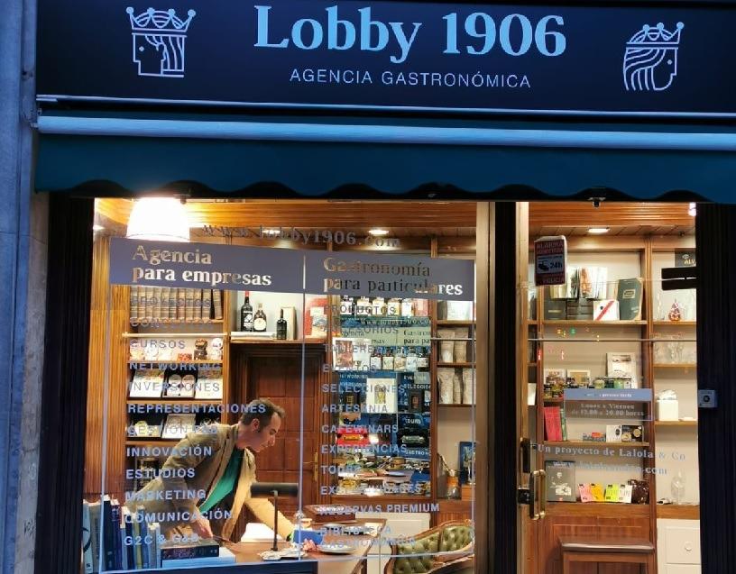 lobby 1906