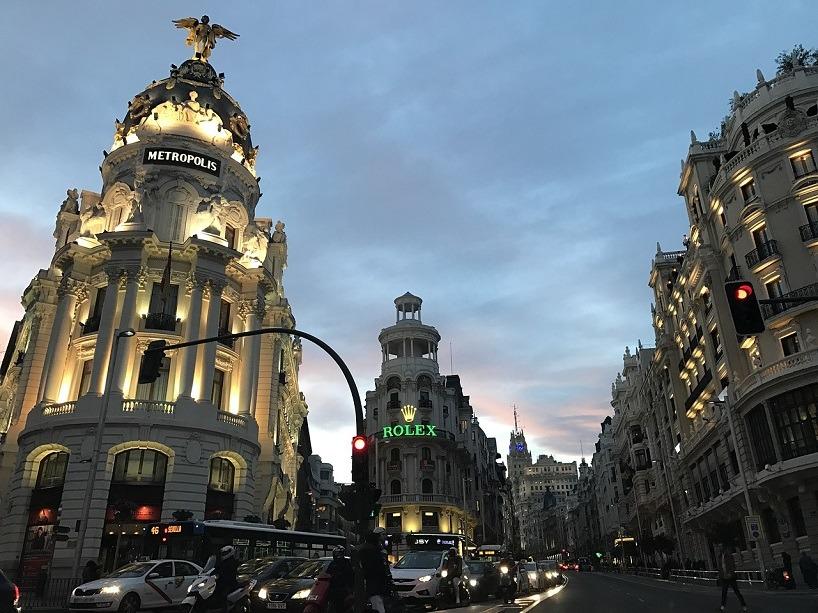 MADRID CAPITAL MICE
