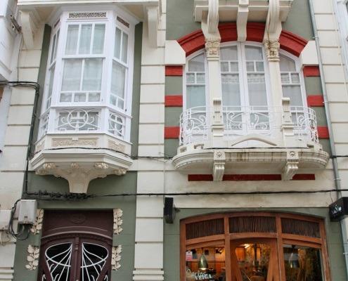 Casa Pereira en Ferrol
