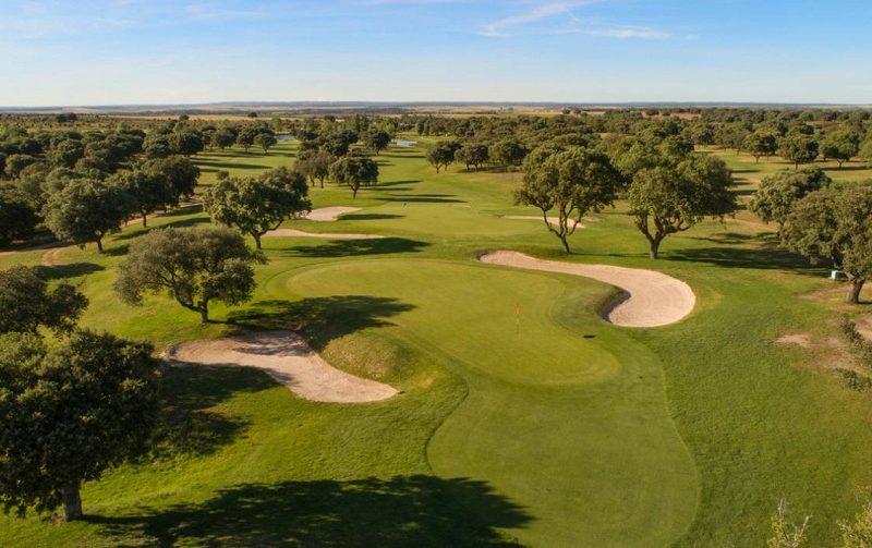 Castilla y León golf