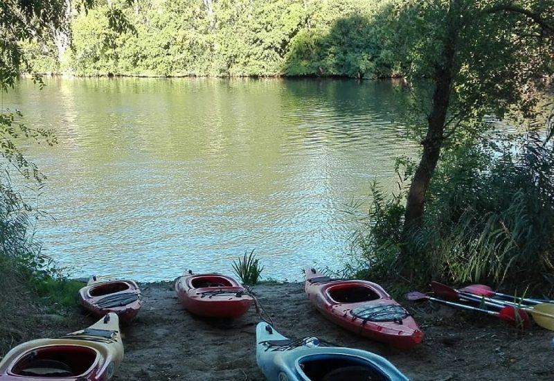 kayak Ebro