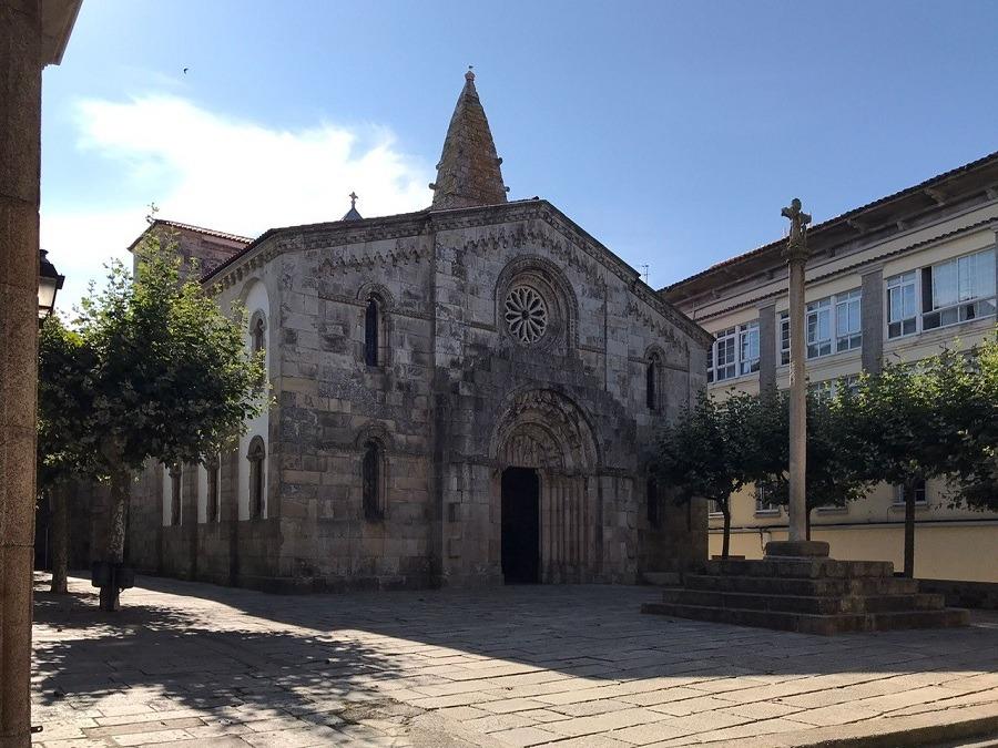 colegiata A Coruña