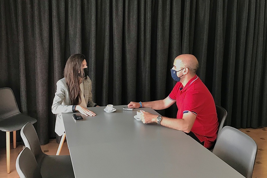 entrevista hotel Avenida