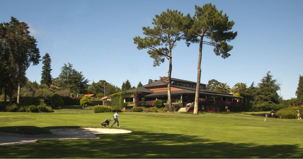 campo de golf Zapateira