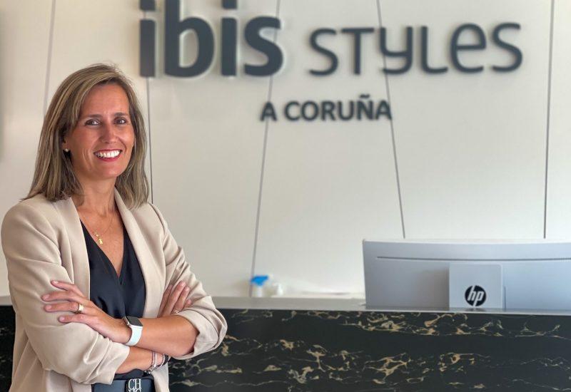 Adriana Welling, Ibis Styles A Coruña